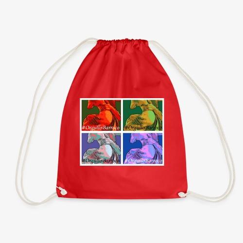 #OrgulloBarroco a lo Warhol - Mochila saco