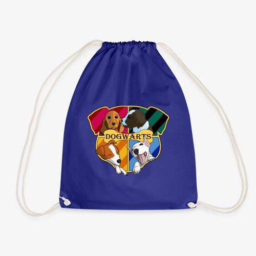 Dogwarts Logo - Drawstring Bag