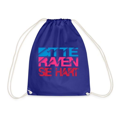 bitte raven - Drawstring Bag