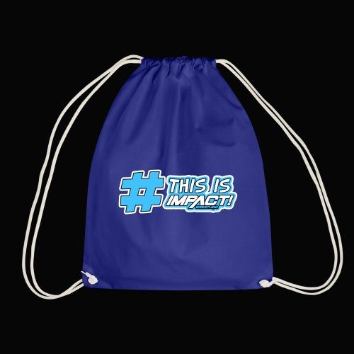 This Is Impact Wrestling - Drawstring Bag