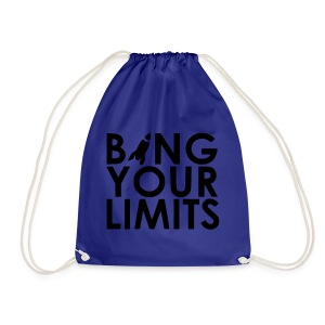 BANG YOUR LIMITS - Turnbeutel