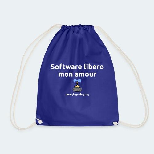 Software libero mon amour - Sacca sportiva