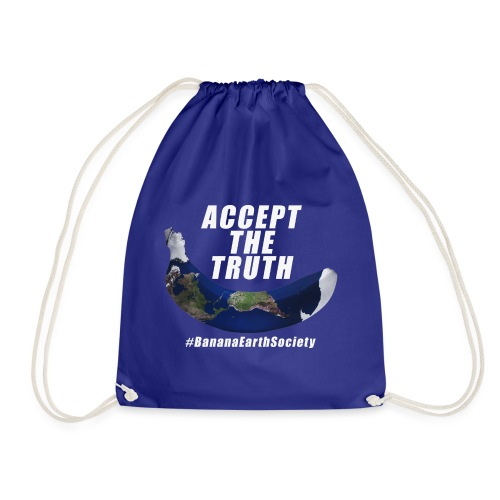 Accept The Truth! - Drawstring Bag