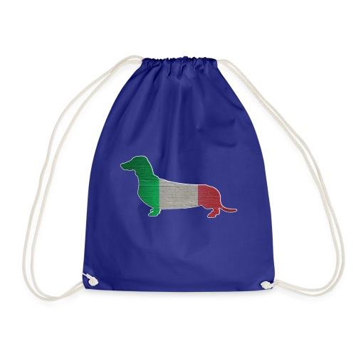 Bassotto Italiano - Sacca sportiva