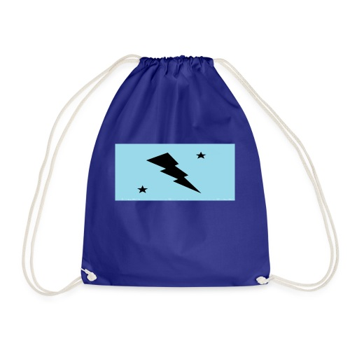 Lightning Strike - Drawstring Bag