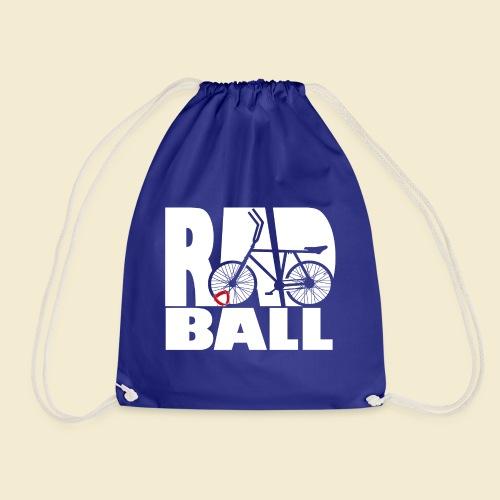 Radball | Typo - Turnbeutel