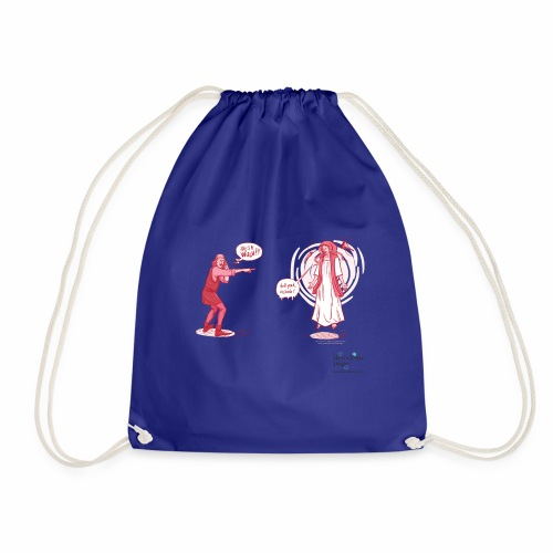 She's a witch! - Sac de sport léger
