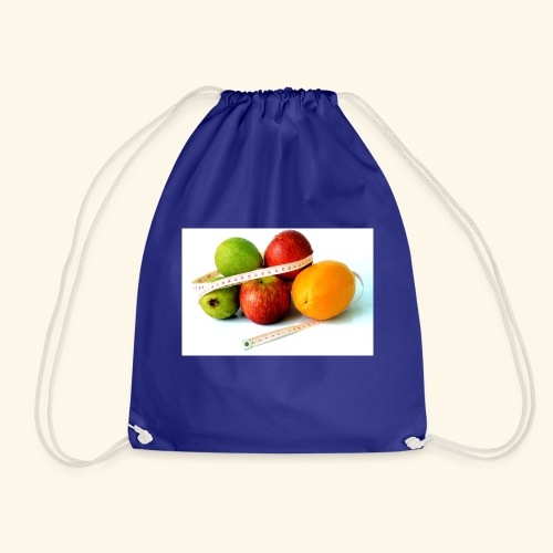 I`m on a diet! :( - Drawstring Bag