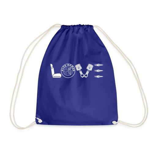 Love Alfa - Sacca sportiva
