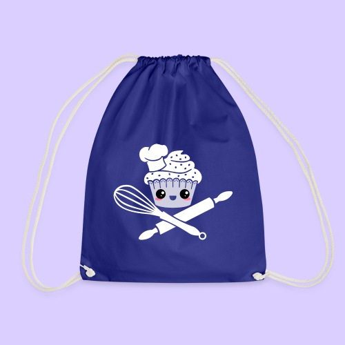 The Pirate Baker - Drawstring Bag