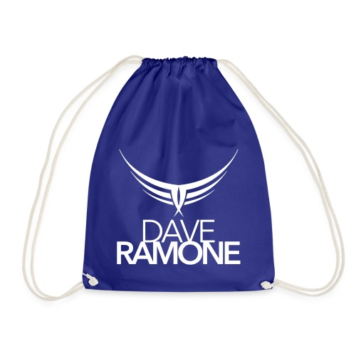 Logo DaveRamone - Turnbeutel