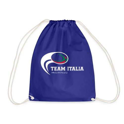 Team Italia - #WeLoveRugby - Sacca sportiva