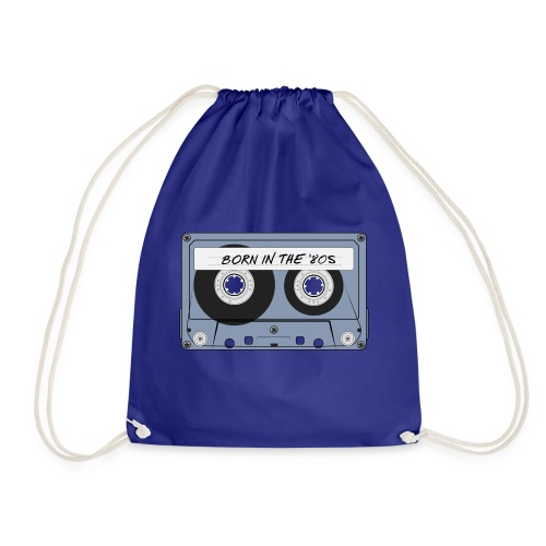 born in the '80s - Drawstring Bag
