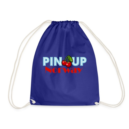 Pinup Norway Fan Club - Gymbag