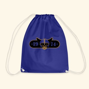 BDMCC 1974 Long Dog - Drawstring Bag