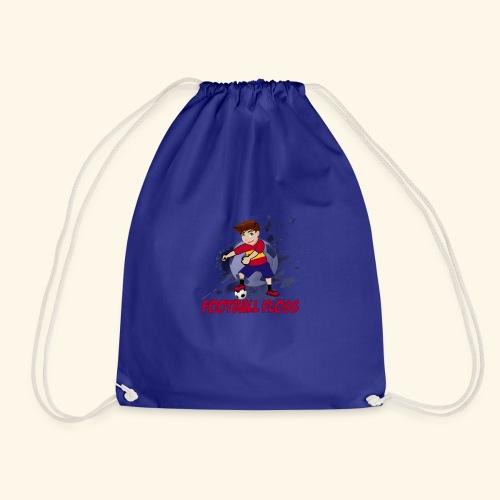 SpainFootballFloss - Drawstring Bag