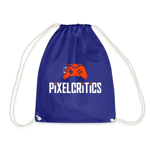 PixelCritics Logo Original - Turnbeutel