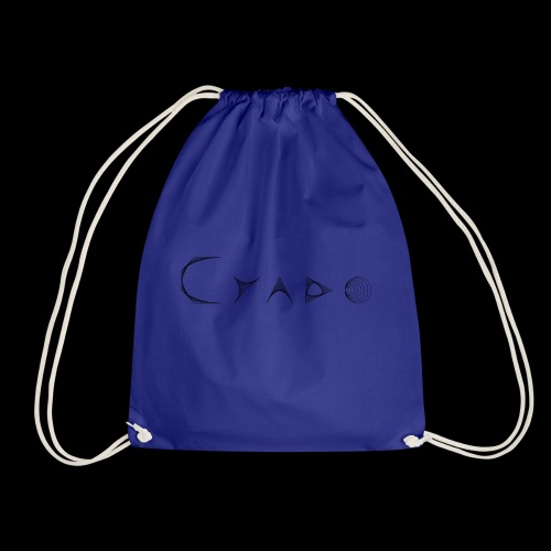 CYADO FAT BLACK - Sac de sport léger