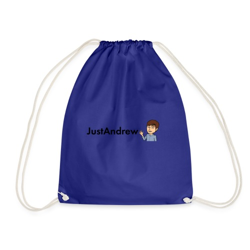 Classic JustAndrew - Drawstring Bag