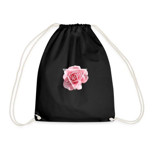 Rose Logo - Drawstring Bag