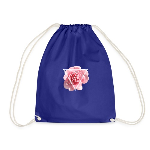Rose Logo - Drawstring Bag