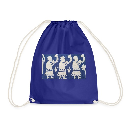 this is natural - Drawstring Bag