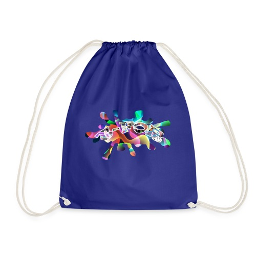 T-FOR Splash - Drawstring Bag