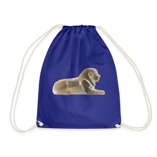 Sphinx - Drawstring Bag