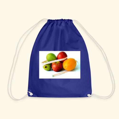 I`m on a diet! :( - Drawstring Bag