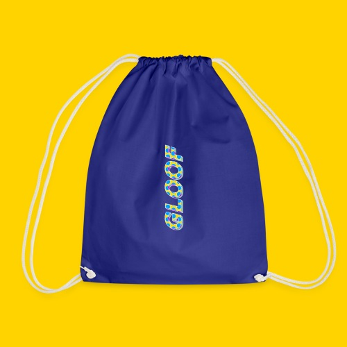 Gloof dotted - Drawstring Bag