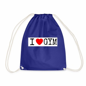 LOVE GYM - Sacca sportiva