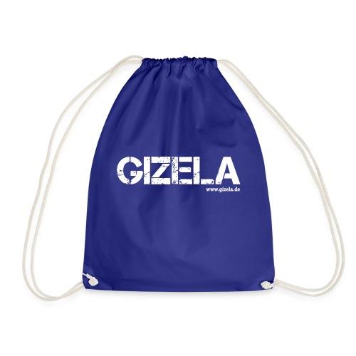GIZELA white - Turnbeutel