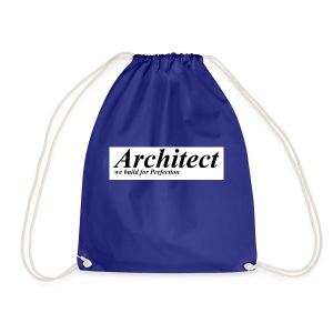 Architect - Drawstring Bag