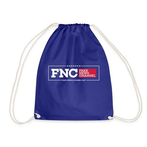 FNC Fake News Channel - Turnbeutel