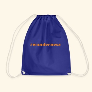 wanderness_orange - Turnbeutel