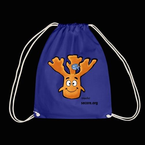 Al Moose - Drawstring Bag