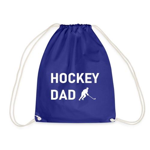Hockey Dad - Turnbeutel