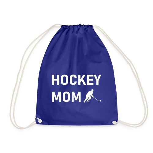 Hockey Mom - Turnbeutel