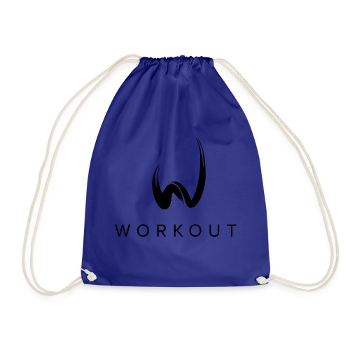 Workout mit Url - Turnbeutel