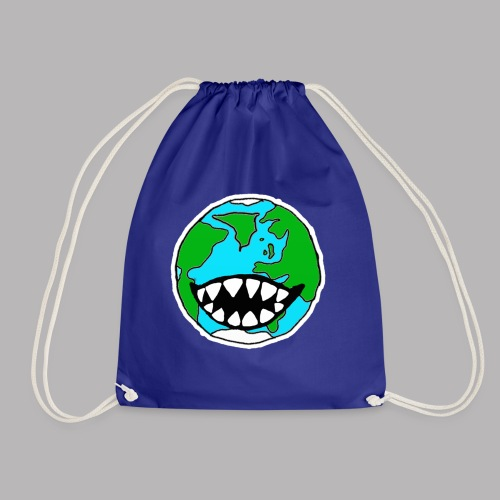 Hungry Planet - Drawstring Bag