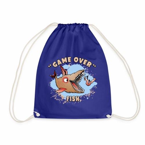 10-37 GAME OVER FISH - Peli on pelattu kala - Jumppakassi