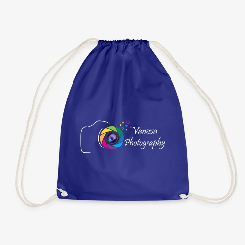 Vanessa Photography Color White - Sac de sport léger