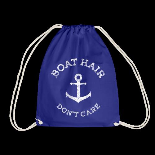 Boat Hair Dont Care - Anker - Turnbeutel