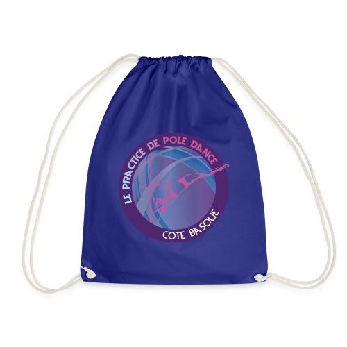 Logo poledance violet - Sac de sport léger