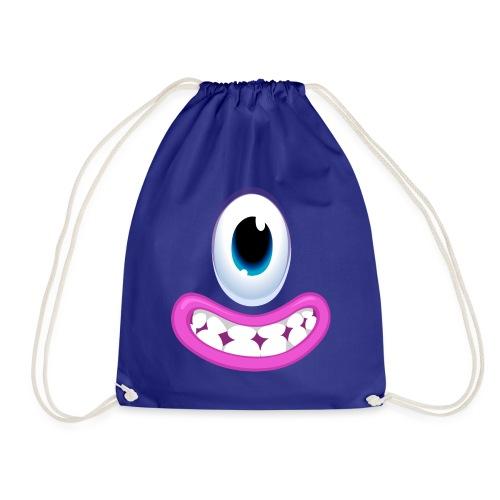 Robot Smile -Tink - Drawstring Bag
