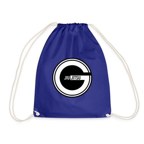 Godalmingbjjlog1 - Drawstring Bag