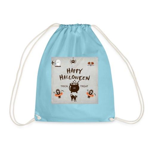 helloween 10 - Drawstring Bag