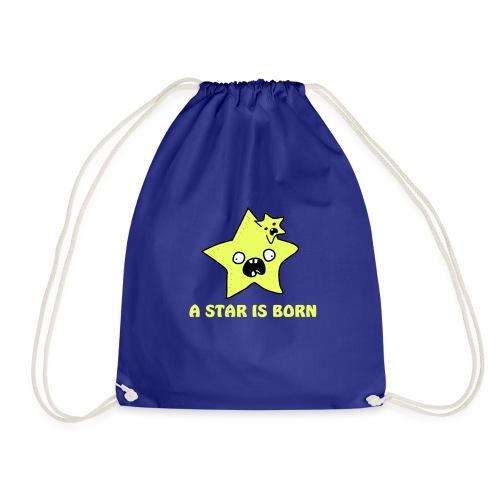 a star is born - Turnbeutel