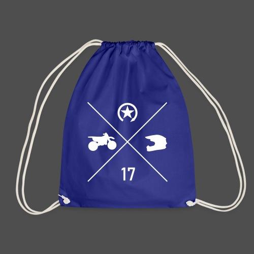 BIKE N HELMET 17 we - Drawstring Bag