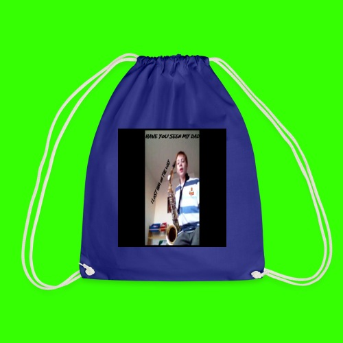 HAVE YOU SEEN MY DAD - Drawstring Bag